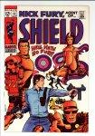 Nick Fury Agent of SHIELD #12 VF (8.0)