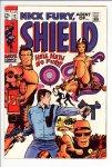 Nick Fury Agent of SHIELD #12 VF/NM (9.0)