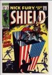 Nick Fury Agent of SHIELD #13 VF- (7.5)