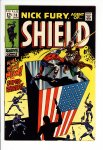 Nick Fury Agent of SHIELD #13 VF/NM (9.0)