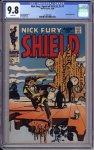 Nick Fury Agent of SHIELD #7 CGC 9.8