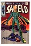 Nick Fury Agent of SHIELD #8 VF/NM (9.0)