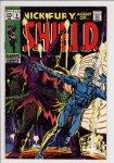Nick Fury Agent of SHIELD #9 VF+ (8.5)