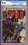 Nick Fury Agent of SHIELD #9 CGC 9.4