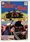 Our Army at War #115 VF (8.0)