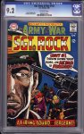 Our Army at War #192 CGC 9.2