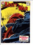 Our Army at War #74 F/VF (7.0)