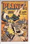 Planet Comics #32 F+ (6.5)