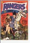 Rangers Comics #8 F- (5.5)