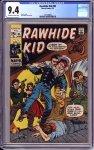 Rawhide Kid #85 CGC 9.4