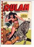 Rulah Jungle Goddess #18 VG/F (5.0)