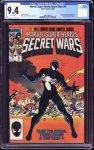 Marvel Super Heroes Secret Wars #8 CGC 9.4