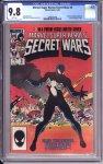 Marvel Super Heroes Secret Wars #8 CGC 9.8