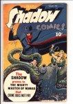 Shadow Comics #vol. 5 #5 VG (4.0)