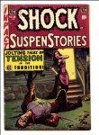 Shock Suspenstories #18 VG/F (5.0)
