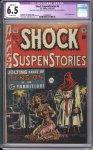 Shock Suspenstories #6 CGC 6.5