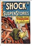 Shock Suspenstories #13 VF- (7.5)