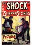 Shock Suspenstories #16 VF- (7.5)