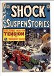 Shock Suspenstories #3 VF- (7.5)