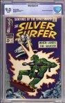 Silver Surfer #2 CBCS 9.0