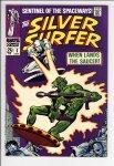 Silver Surfer #2 VF+ (8.5)