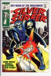 Silver Surfer #5 NM- (9.2)