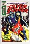 Silver Surfer #5 VF+ (8.5)