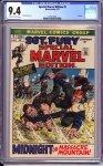 Special Marvel Edition #5 CGC 9.4