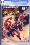 Spectacular Spider-man #2 CGC 9.2