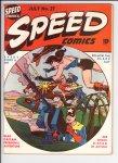 Speed Comics #27 F- (5.5)