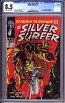 Silver Surfer #3 CGC 8.5