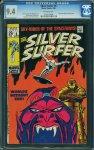 Silver Surfer #6 CGC 9.4