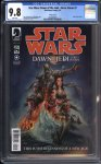 Star Wars: Dawn of the Jedi - Force Storm #1 (Variant cover) CGC 9.8