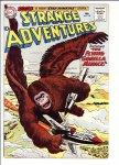Strange Adventures #125 F (6.0)