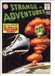Strange Adventures #143 VF+ (8.5)