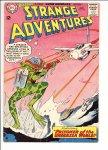 Strange Adventures #155 VG/F (5.0)