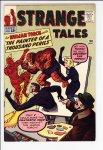 Strange Tales #108 VF (8.0)