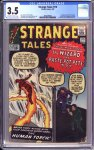 Strange Tales #110 CGC 3.5