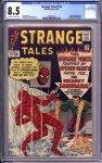 Strange Tales #115 CGC 8.5