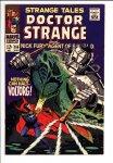 Strange Tales #166 NM- (9.2)