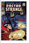 Strange Tales #168 F/VF (7.0)