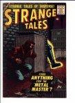Strange Tales #56 F+ (6.5)