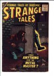Strange Tales #56 VG/F (5.0)