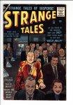Strange Tales #59 F (6.0)
