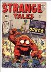 Strange Tales #90 F/VF (7.0)