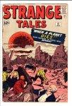 Strange Tales #97 VG/F (5.0)