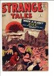 Strange Tales #97 G/VG (3.0)