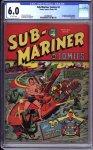 Sub-Mariner Comics #8 CGC 6.0