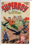Superboy #33 VG/F (5.0)