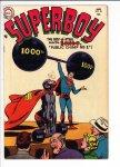 Superboy #38 F (6.0)